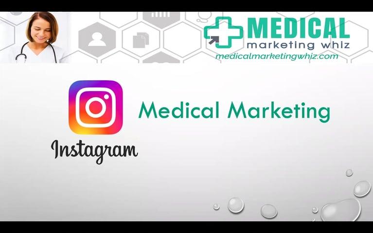 Instagram Training for Doctors