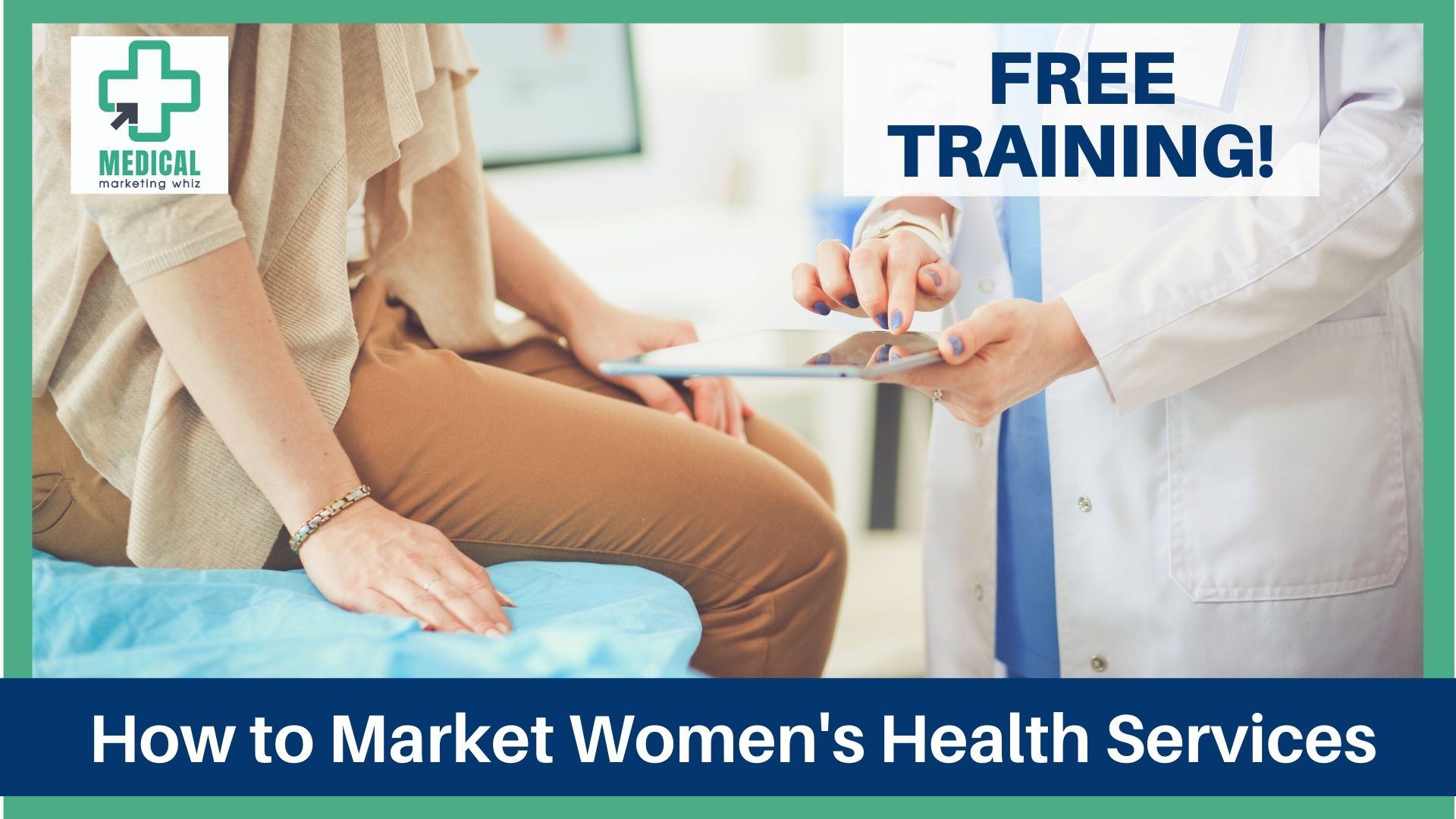How to Market Women's Health Treatments