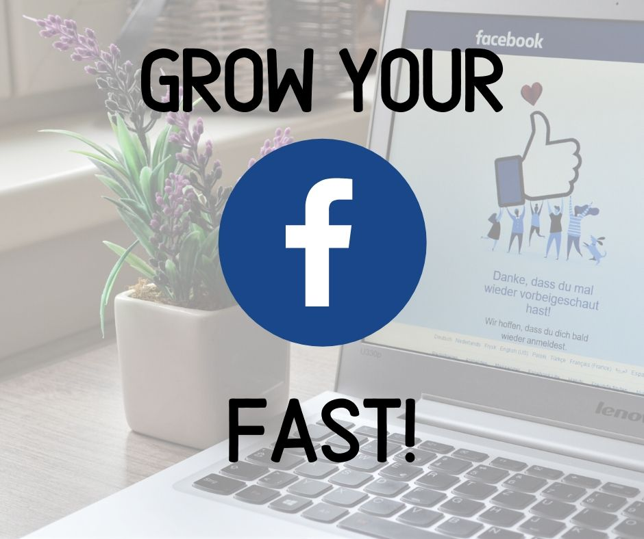 How To Grow Facebook Fast - Medical Marketing Tips