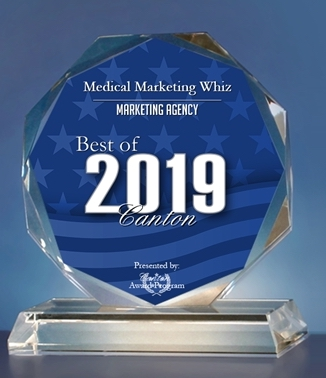 Medical Marketing Whiz Receives 2019 Best of Canton Award