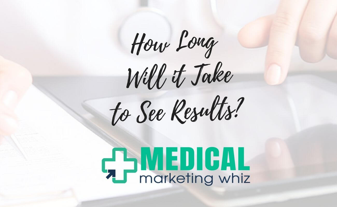 How Long Will It Take To See Results
