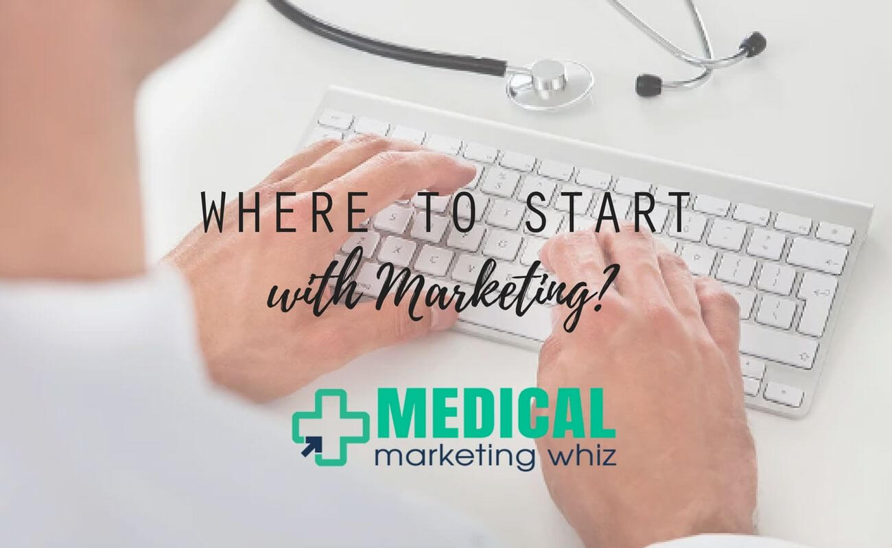 Where to Start With Marketing?